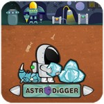 Play Astro Digger html 5 game