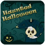 Play haunted Halloween 2 html 5 game