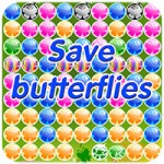 Play save Butterflies html 5 game