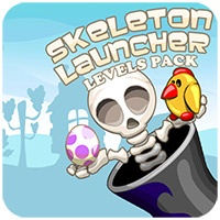 Play skeleton launcher HTML 5 game