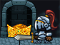 Play Knight Treasure html 5 mobile game