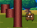Play Timber Man html 5 mobile game