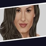 Play demi true make up html5 game