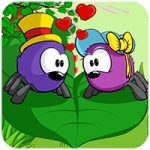 play web of love HTML 5 mobile game